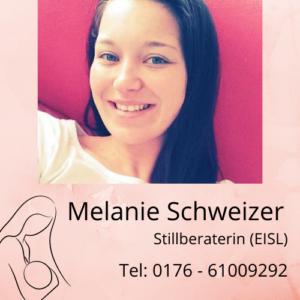 Foto und Kontakt Stillberaterin Melanie Schweizer